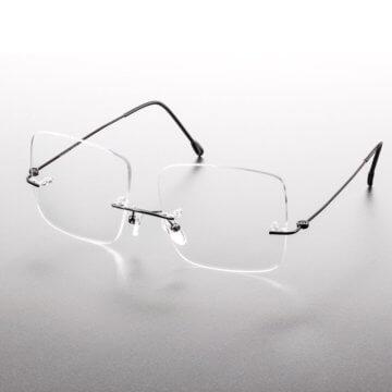 Snookerbrillen.de – Modell Black-Spot von der Seite