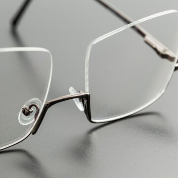 Snookerbrillen.de – Modell Online Nasenbügel