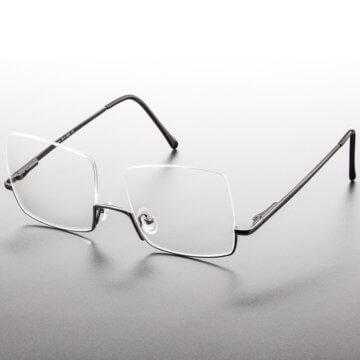Snookerbrillen.de – Modell Online von der Seite