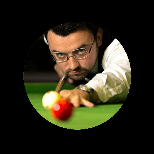 Hochwertige Snookerbrillen